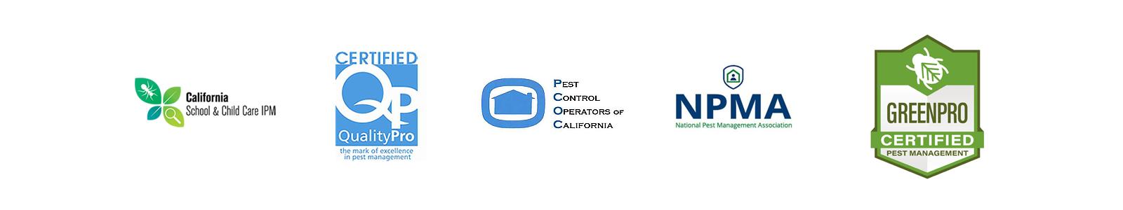 Pest Control Credentials
