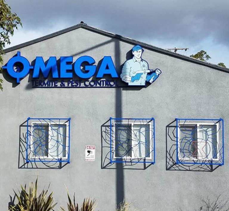 Omega - Our office is in Oakland, California